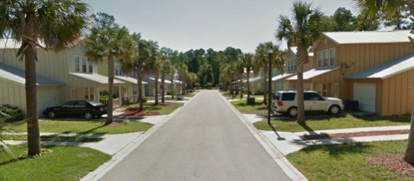 Corduroy Road development, Orange Park, FL